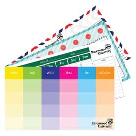 "Post-It® 6""X10"" Custom Organization Notes-50 Sheet"