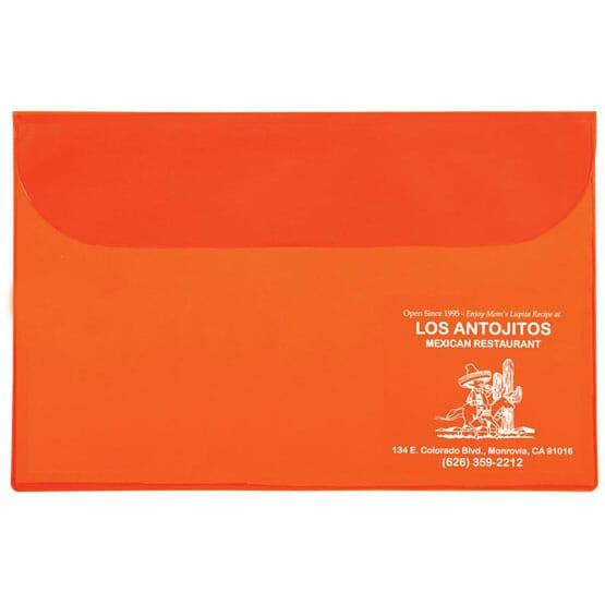 """Translucent Envelope Portfolio 15"""" X 10"""""""