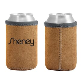 Suede-Ish Can Cooler
