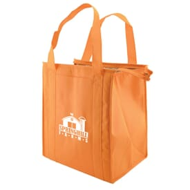 Custom Reusable Shopping Bags with Logo