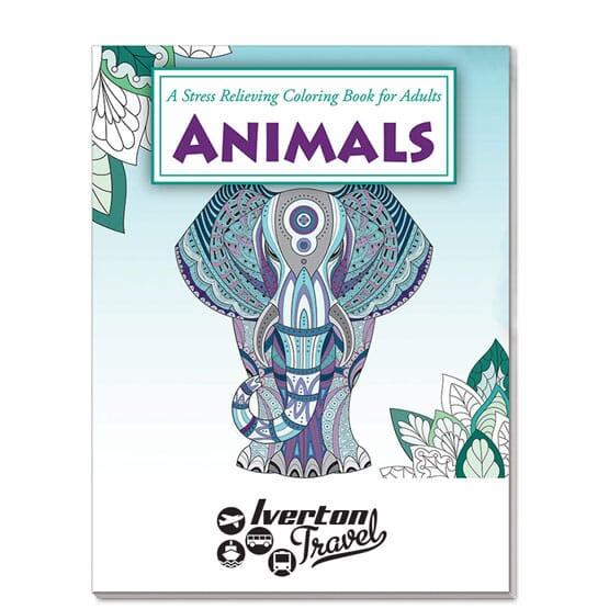 Color Me Happy - Animals