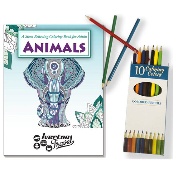 Color Me Happy Set - Animals