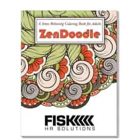 Color Me Happy - Zen Doodle