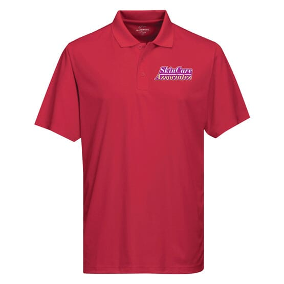 Men's Everyday Short Sleeve Polo - Embroidery