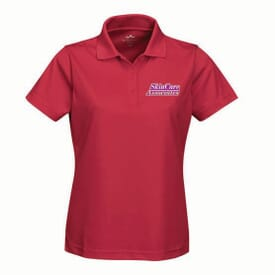 Ladies' Everyday Short Sleeve Polo - Embroidery