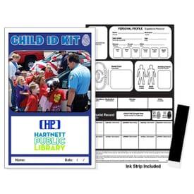 Child Safety Identification Kit - Police