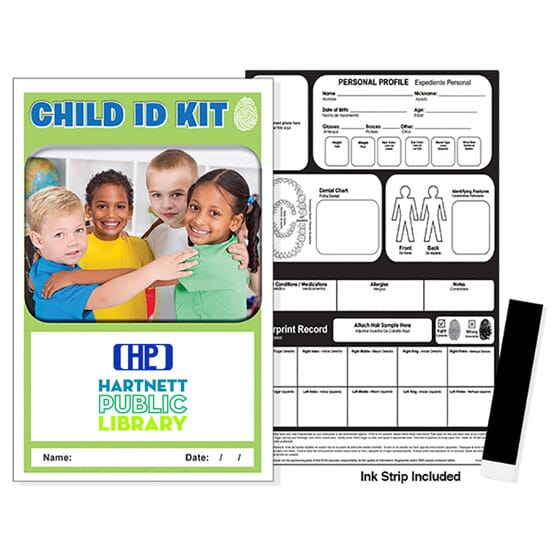 Child Safety Identification Kit - Kids