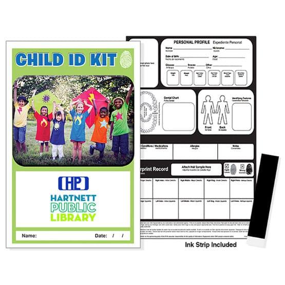 Child Safety Identification Kit - Children