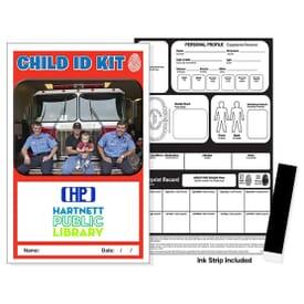 Child Safety Identification Kit - Fire