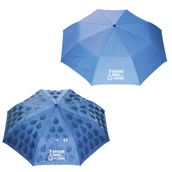 Rain and Reveal Umbrella - One Color
