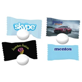 Full Color Wrapped Mentos® Mints