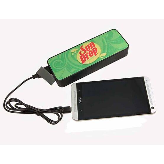 Evrybox 4400 mAh Powerbank And Bluetooth® Speaker