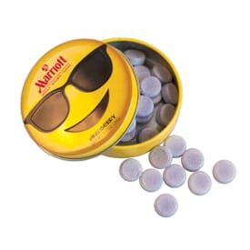 Emoji Wildberry Mints Tin - Sunglasses