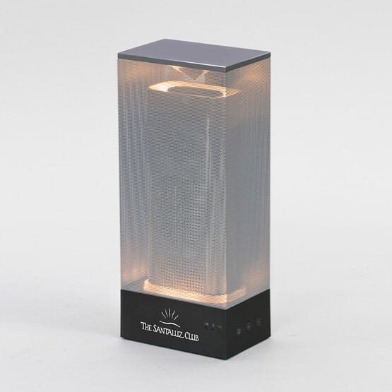Light-Up Bluetooth® Tower Speaker