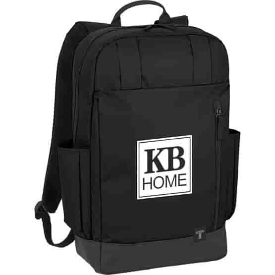 "Tranzip 15"" Laptop Backpack"