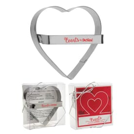 Metal Cookie Cutter- Heart