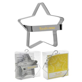 Metal Cookie Cutter- Star