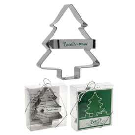Metal Cookie Cutter- Tree