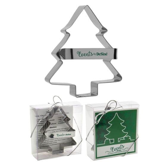 Metal Cookie Cutter- Tree