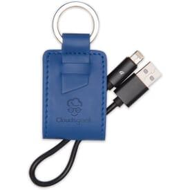 Stylish Professions Tech Charging Cord Keyring