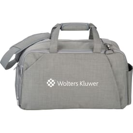 """Zoom® Zip 17"""" Laptop Weekender Duffle Bag"""