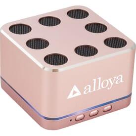 Casino Aluminum Bluetooth® Speaker