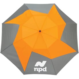 Vented Pinwheel Umbrella