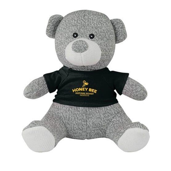 Cuddly Teddy Bear with T-Shirt