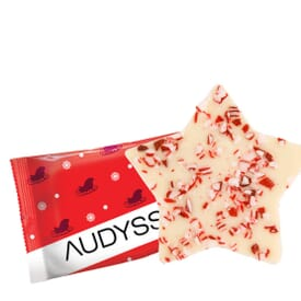 Individually Wrapped Peppermint Bark Candies