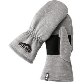 Fleece Knit Mittens