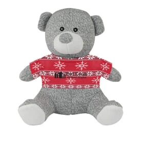 Cuddly Teddy Bear with Custom T-Shirt