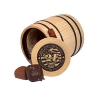 Mini Barrel with sweet and salty treats