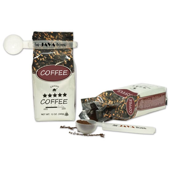 The Clip & Scoop Coffee Measuring Tool