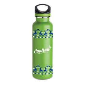 20 oz Basecamp® Insulated Bottle-Winter Reindeer