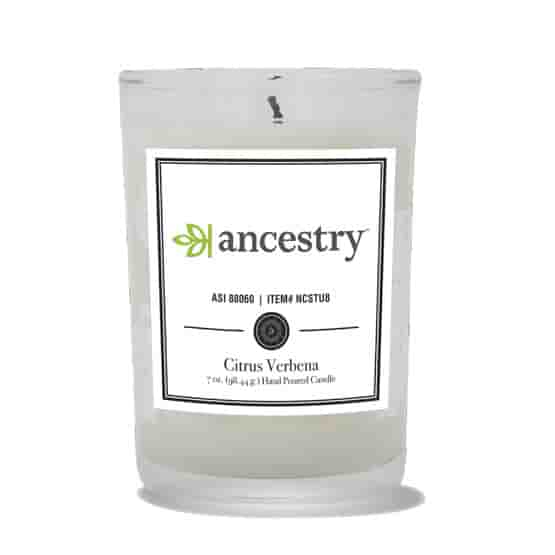 Tumbler Jar Scented Candle