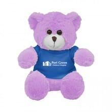 Purple lavendar scented teddy bear