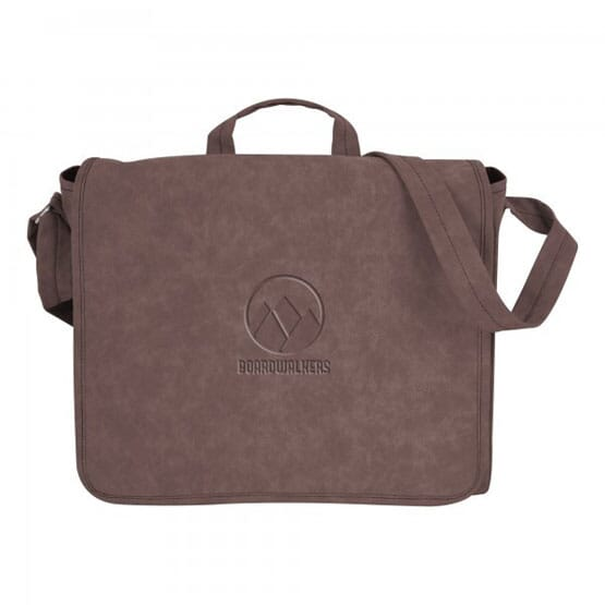 Soft Laptop Messenger Bag