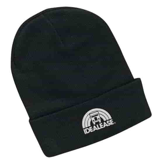 Fitted Knit Beanie