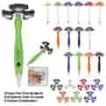 Spinner Pen Combination Color Options