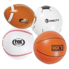 Sporty Inflatable Beach Ball