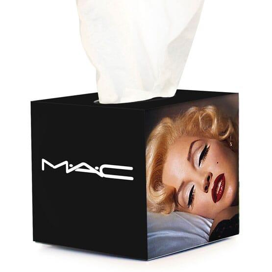 Custom Mini Tissue Box