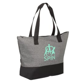 Spacious Snow Canvas Tote Bag