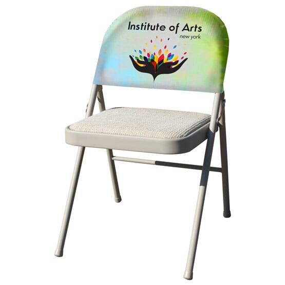 Custom Fabric Chair Cover