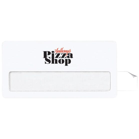 "3"" x 1 1/2"" Window Name Badge"