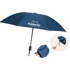 Reassurance Inverted Folding Umbrella