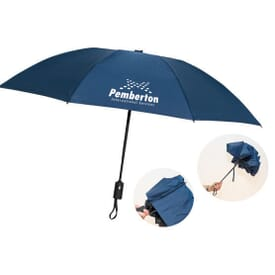 Reassurance Inverted Folding Umbrella