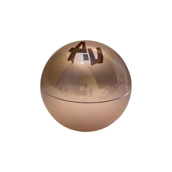 Metallic Lip Balm Rubber Ball