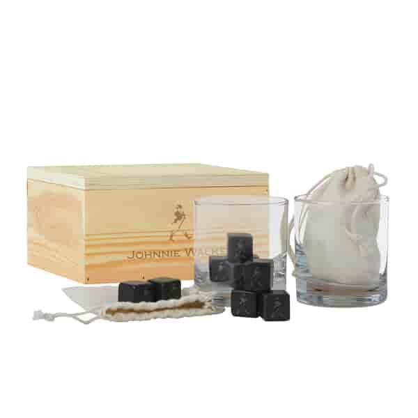 Boxed Whiskey Glass Gift Set