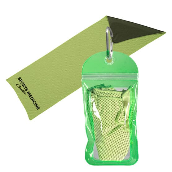 Cooling Snap Towel with Pouch