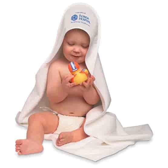 Soft Hooded Bath Towel